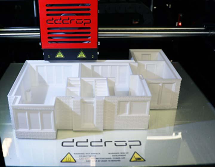 3D drukken
