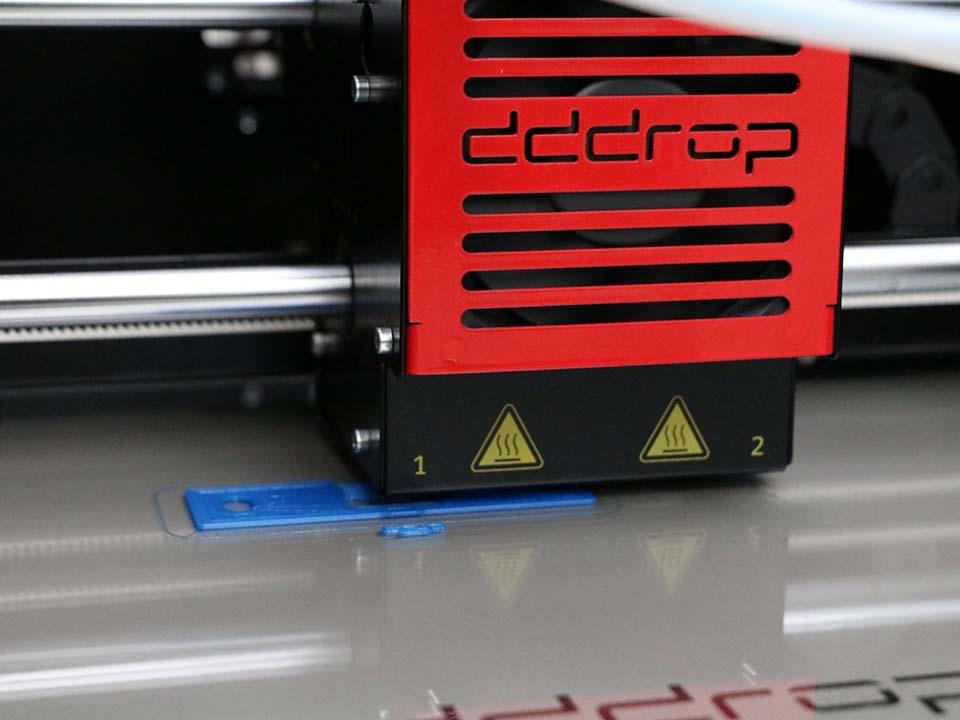 Drukken in 3D - laten drukken